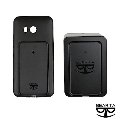 BEAR TA 15W無線快充電 車充組(HTC U11)