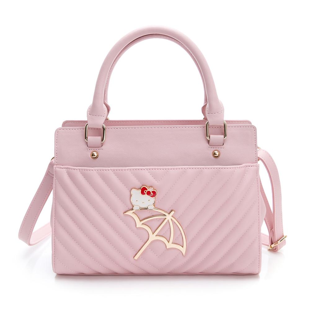 Arnold Palmer- 手提包附長背帶  KALEY系列-粉色