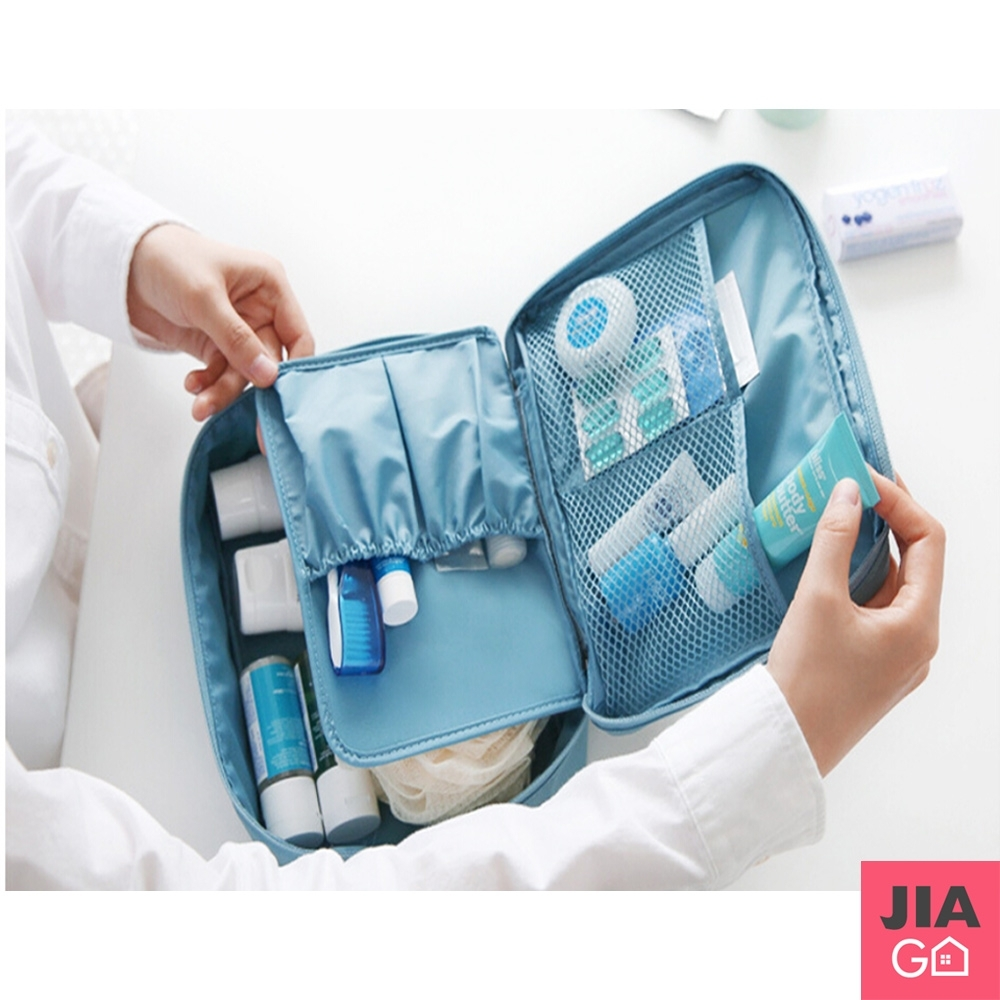 JIAGO 大容量旅行洗漱盥洗收納包