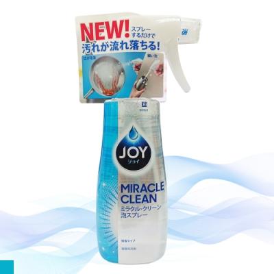 日本 P&G JOY 奇蹟 泡沫 洗碗 噴霧 300ml 原味