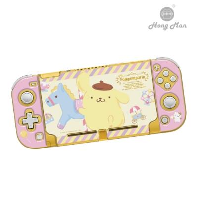 【Hong Man】三麗鷗系列 任天堂Switch Lite保護殼 布丁狗