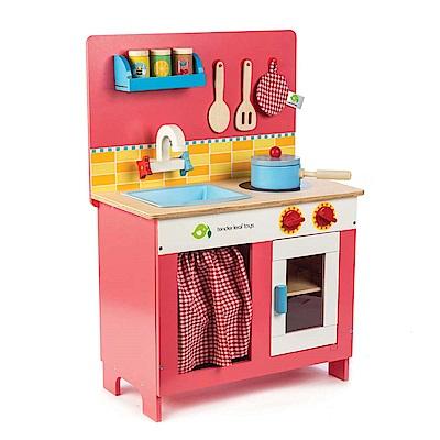 Tender Leaf Toys木製家家酒玩具-巧手炊藝樂廚房玩具