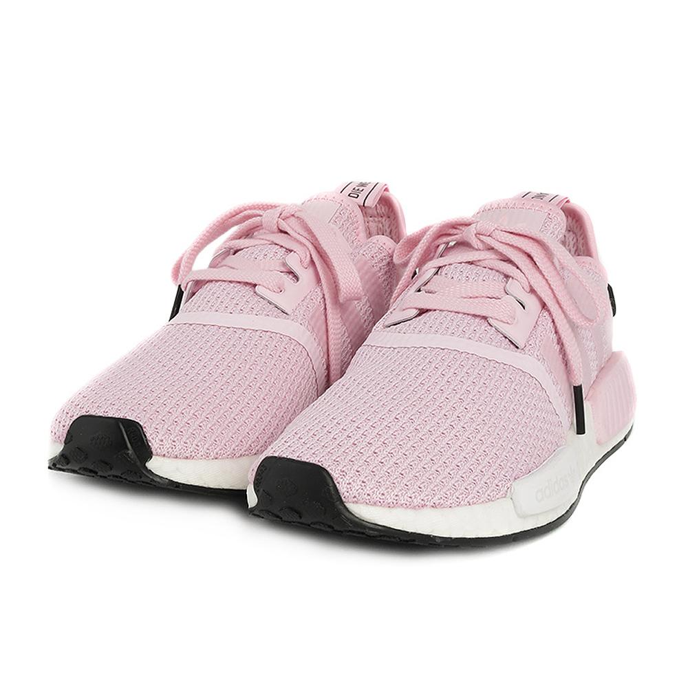 ADIDAS  NMD R1 休閒運動女鞋 (粉色)