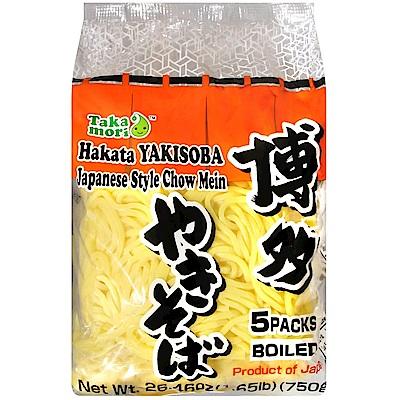 高森興產 日式炒麵5食(750g)