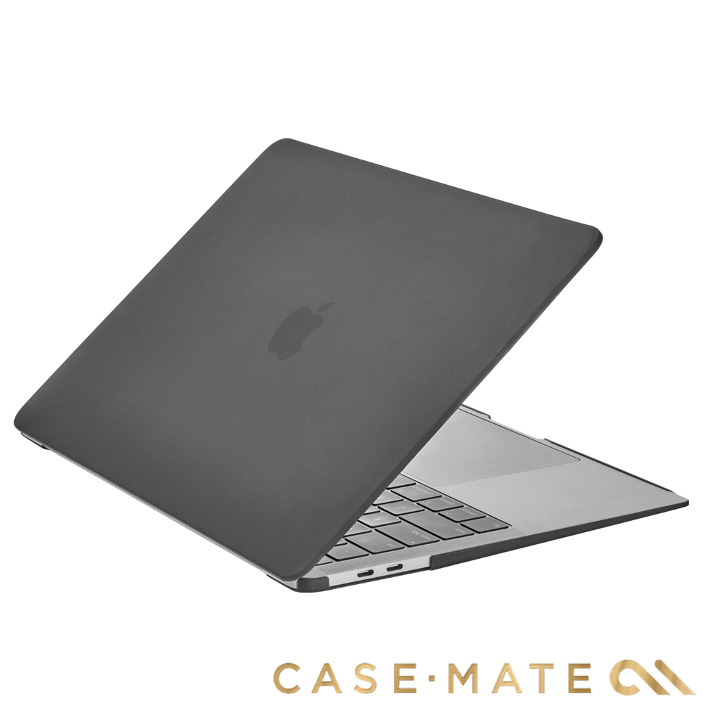 美國 CASE●MATE MacBook Air13吋 Retina2019輕薄殼-煙霧黑