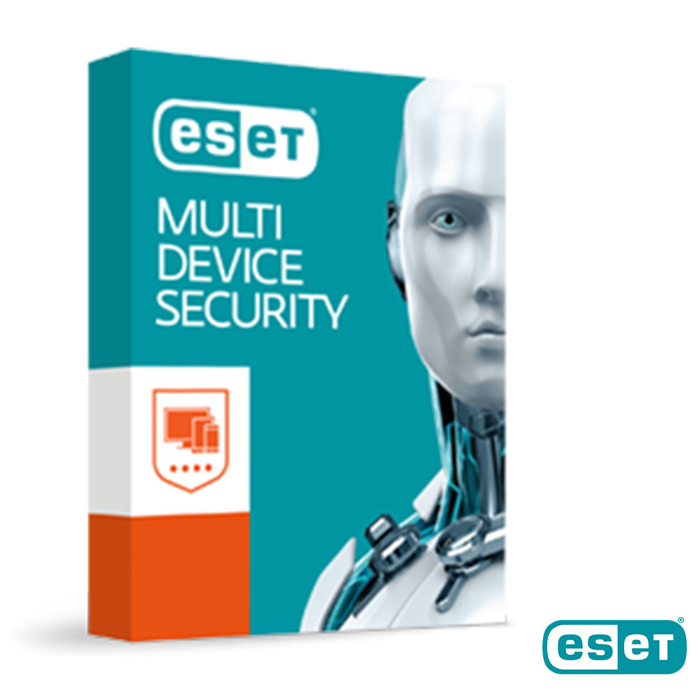 ESET MULTI-DEVICE SECURITY網路安全套裝多平台版三年一台裝置
