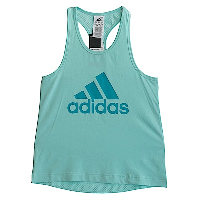 Adidas D2M LOGO TANK-背心-女