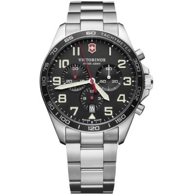 VICTORINOX瑞士維氏Fieldforce計時手錶(VISA-241855)