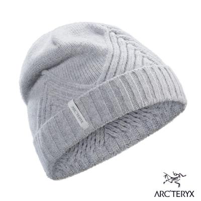 Arcteryx 始祖鳥 Mosi 羊毛混紡 保暖編織毛帽 烏魯雜粉