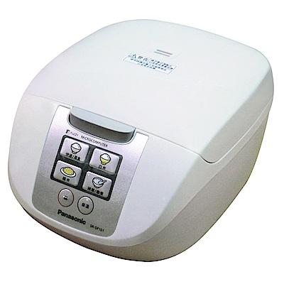 Panasonic國際牌6人份微電腦電子鍋 SR-DF101