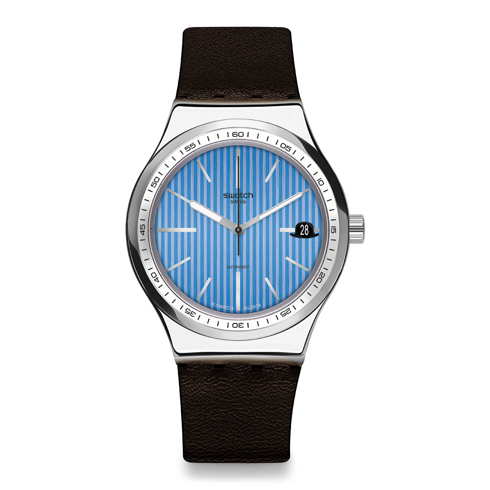 Swatch 51號星球機械錶 SISTEM CLASSIC LINES 手錶