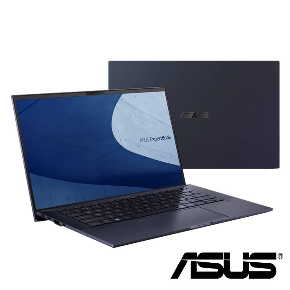 ASUS 華碩 B9400CEA-0111A1165G7 14吋商用筆電 (i7-1165G7/32G/2TB/ W10 PRO)
