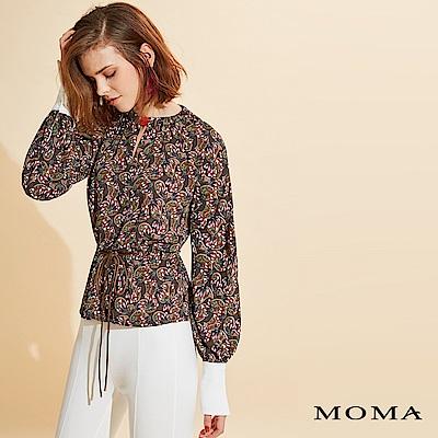 MOMA 變形蟲印花上衣