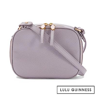 LULU GUINNESS HENNY 相機/側背包 (紫)
