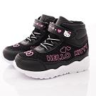 HelloKitty童鞋 電燈短靴款 SE19864黑(小童段)