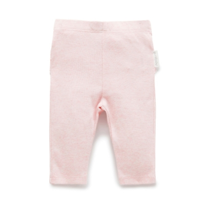澳洲Purebaby有機棉嬰童棉褲-3~18月