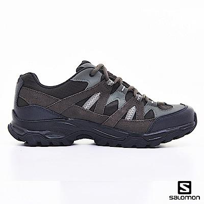 Salomon GORETEX 低筒登山鞋 男 ESCAMBIA 2 灰