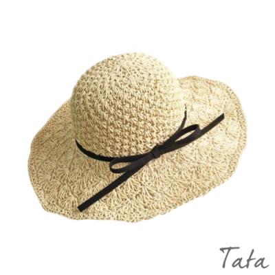 緞帶編織漁夫草帽 TATA