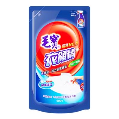 毛寶衣領精-補充包(600g)