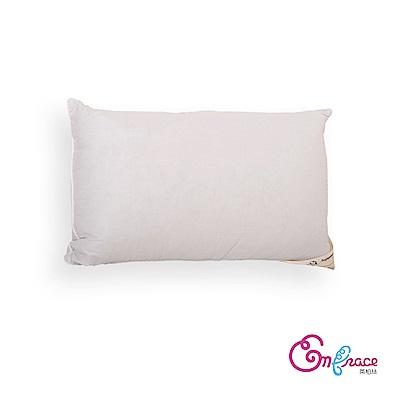 Embrace英柏絲 二入-遠紅外線竹炭枕 奈米竹炭紗纖維 抗菌除臭吸濕 純棉表布