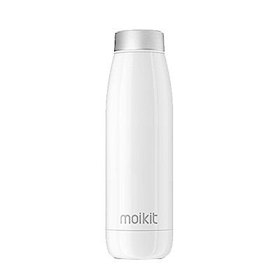 Moikit | Seed 智能保溫杯-珍珠白(隨機附贈保護杯套)