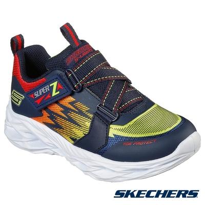 SKECHERS 男童系列 燈鞋 VORTEX-FLASH - 400601LNVMT