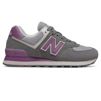 New Balance 運動休閒鞋 WL574LDB 女鞋 灰