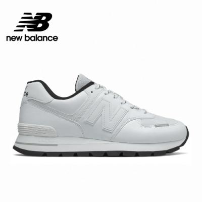 [New Balance]復古運動鞋_中性_白色_ML574DTA-D楦
