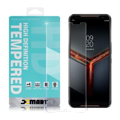 Xmart for 華碩 ROG Phone II ZS660KL 薄型玻璃保護貼-非滿版