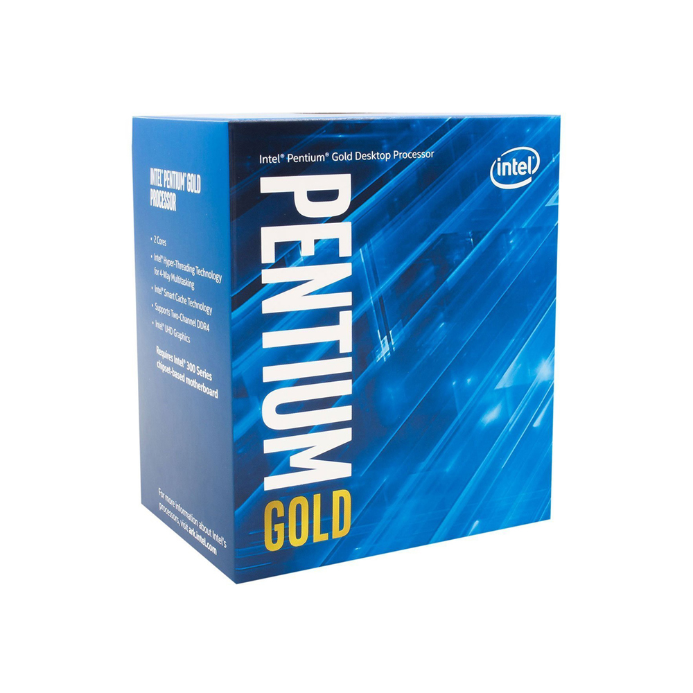 Intel 第8代 Pentium G5400 雙核心處理器《代理商貨》