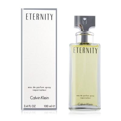 Calvin Klein CK Eternity 永恆女性淡香精100ml