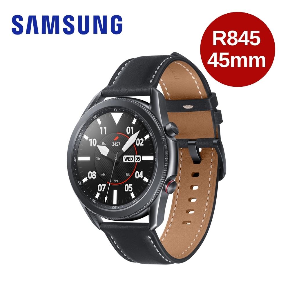 【LTE版】Samsung 三星 Galaxy watch 3 智慧手錶 (SM-R845) -45mm