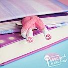 烏克蘭myBookmark-露屁屁的粉紅小貓書籤