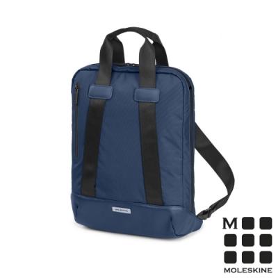 MOLESKINE METRO直式電腦包-寶藍