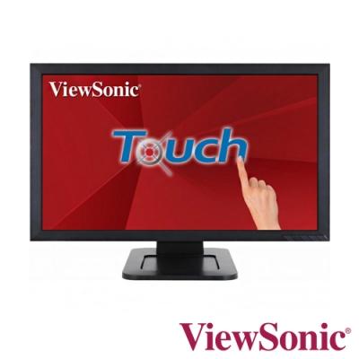 ViewSonic TD2421 24型Full HD多點光學觸控顯示器