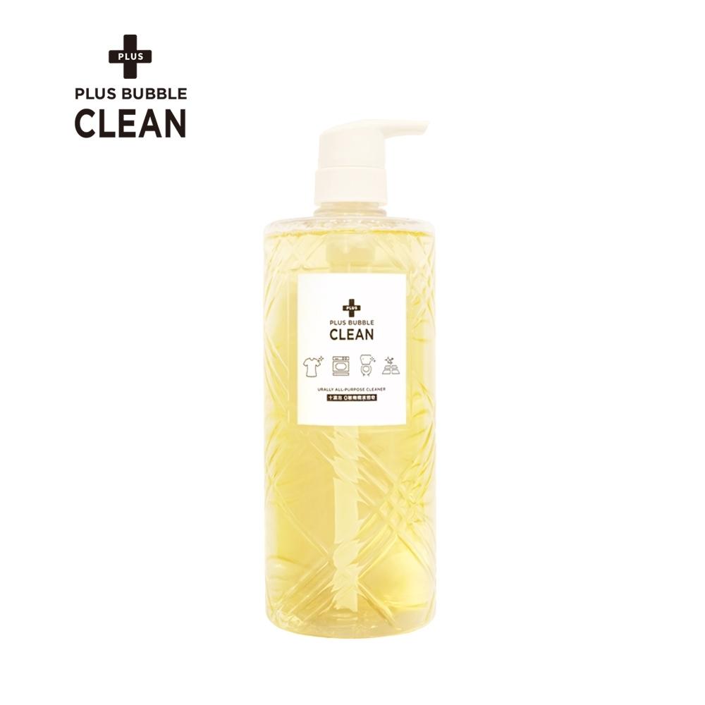 PLUS BUBBLE CLEAN 加濃泡 橄欖液態皂萬用清潔液(1000ml)