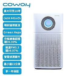 Coway 20坪 綠淨力噴射循環空氣清淨機 AP-1