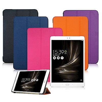 VXTRA ASUS ZenPad 10 Z0050M 經典皮紋保護套 平板皮套