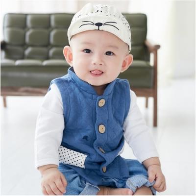 Baby童衣 保暖背心 空氣棉立領保暖上衣 92009