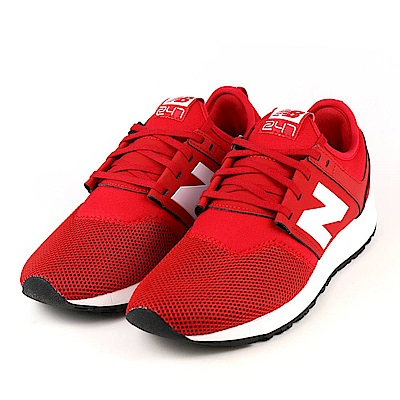 New Balance-男女慢跑鞋MRL247RW-紅