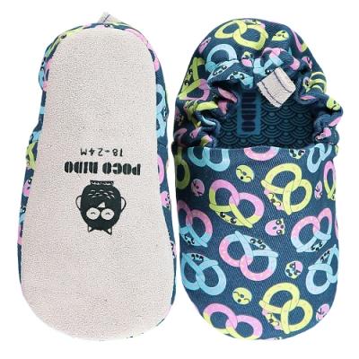 英國 POCONIDO 手工嬰兒鞋 (法國蝴蝶脆餅)