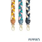 PEPPER'S Claire 牛皮編織短背帶 - 3色