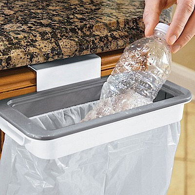 E-dot 超實用桌邊收納垃圾桶