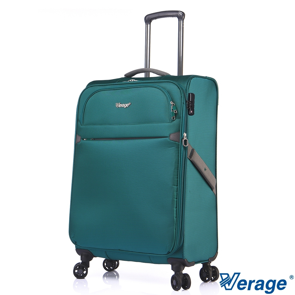 Verage ~維麗杰 24吋 城市經典系列旅行箱(綠)