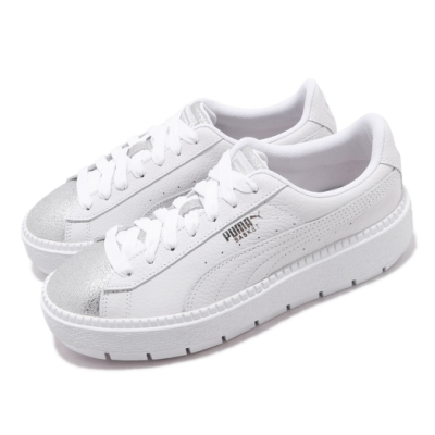 Puma 休閒鞋 Platform Trc 運動 女鞋