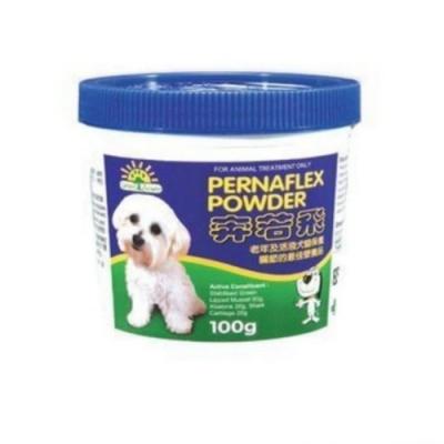 澳洲PERNAFLEX POWDER奔若飛-老年及活潑犬貓保養關節的最佳營養品 100克