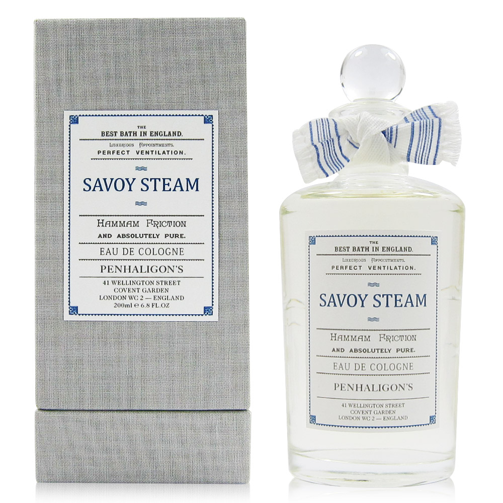 PENHALIGON'S潘海利根 Savoy Steam沐浴香蒸古龍水200ml