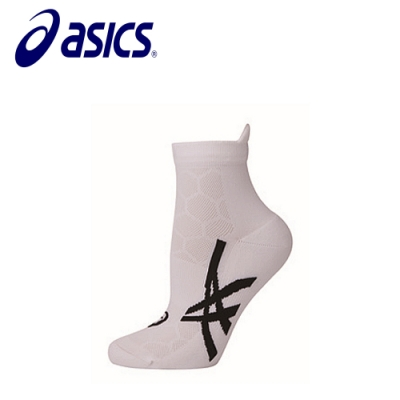 Asics 亞瑟士 慢跑短襪*3入 155890-0014