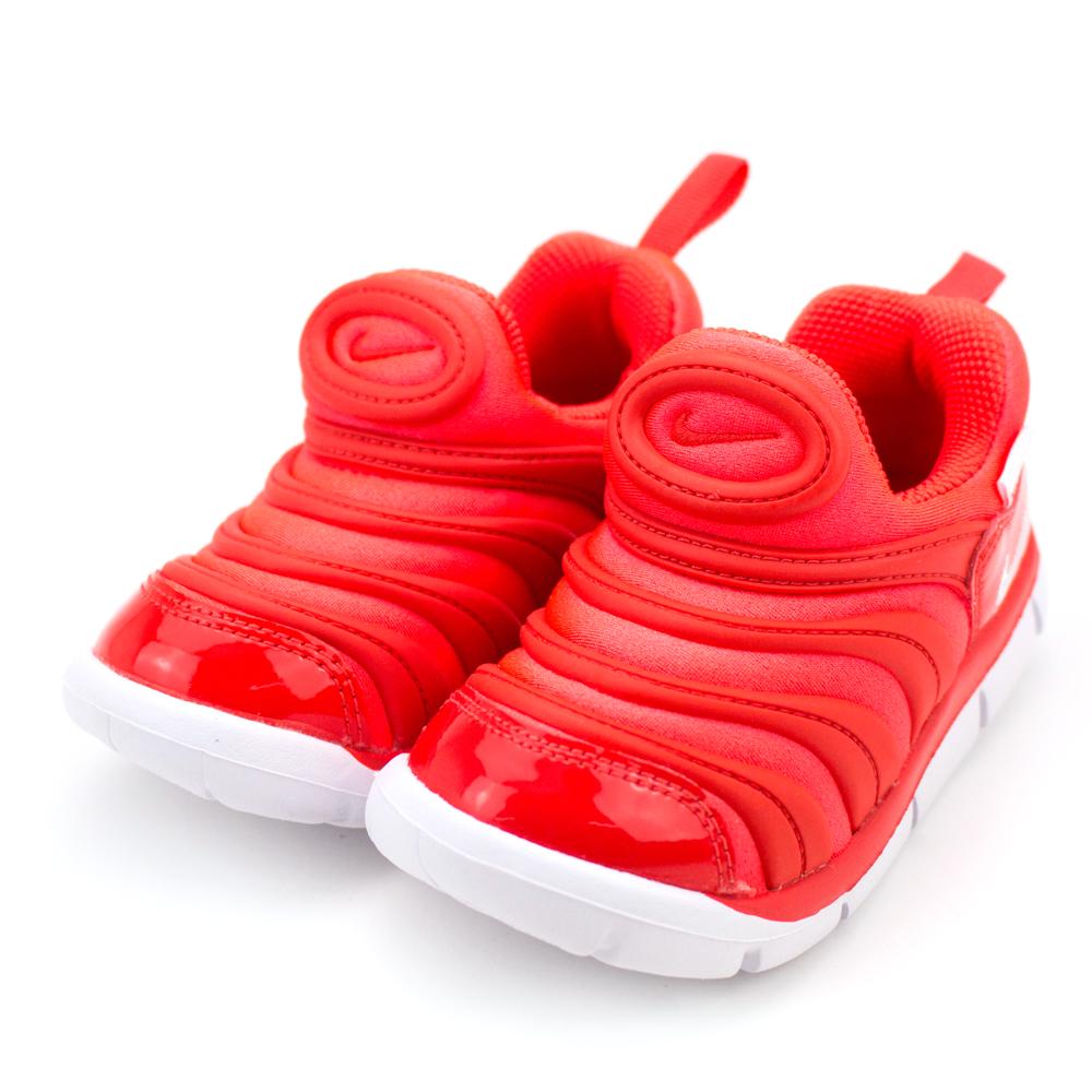 NIKE 嬰幼休閒鞋-343938624 紅