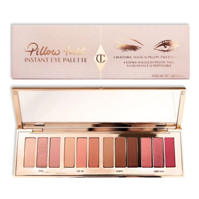 (NG品)Charlotte Tilbury Pillow talk 12色眼影盤 7g
